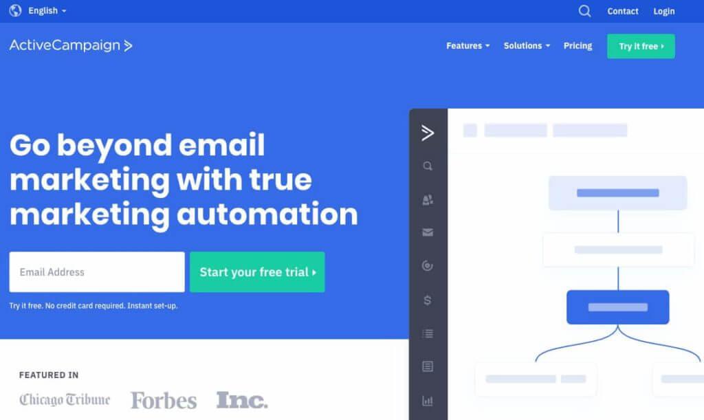 Encharge Email Marketing Automation