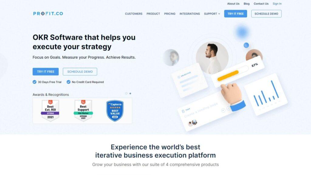 profitco-okr-software-company
